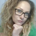 Milák Melinda arckép