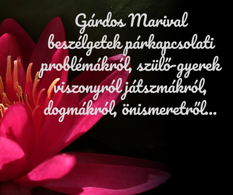 virág felirattal