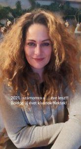Milák Melinda színész-drámatréner, az Énzóna-klub alapítója